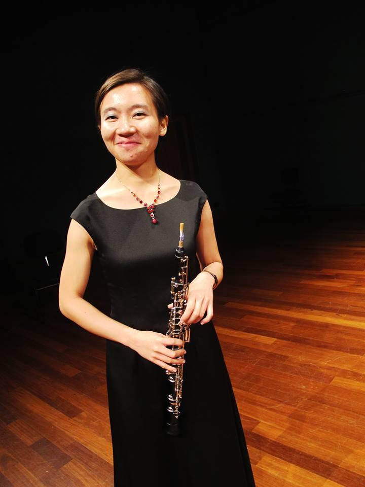 Veda Lin (Oboe)