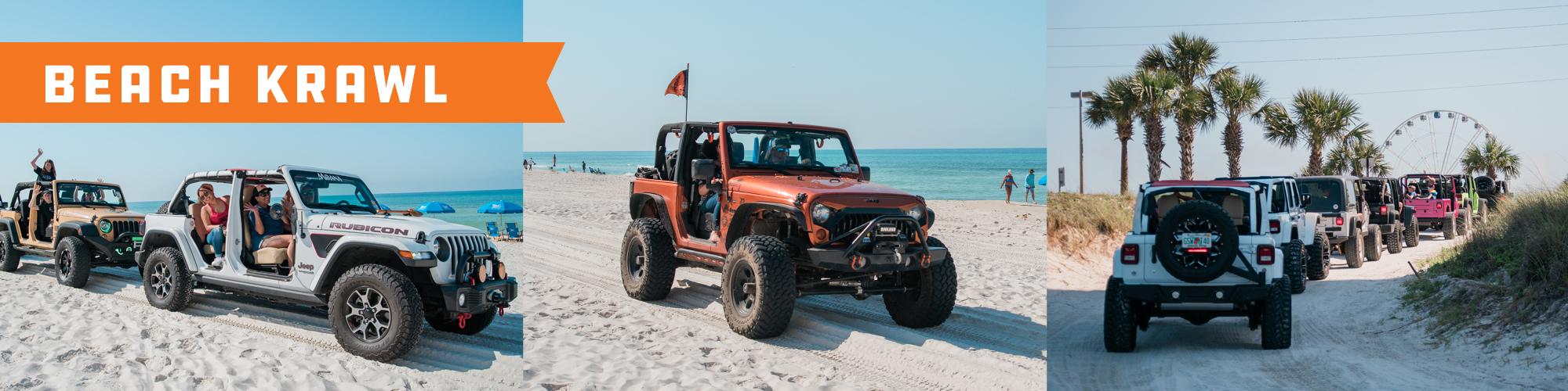 Beach Rurtle Krawl
