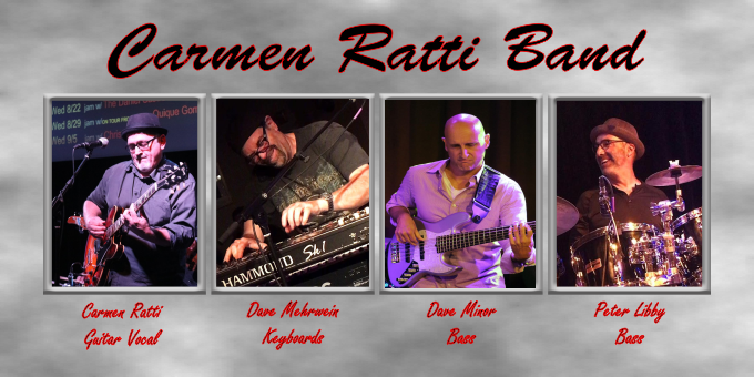 Carmen Ratti Band