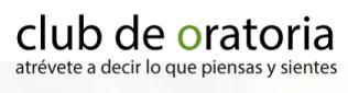 Club de oratoria y desarrollo personal Valencia