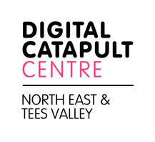 Digital Catapult North East and Tees Valley Logo