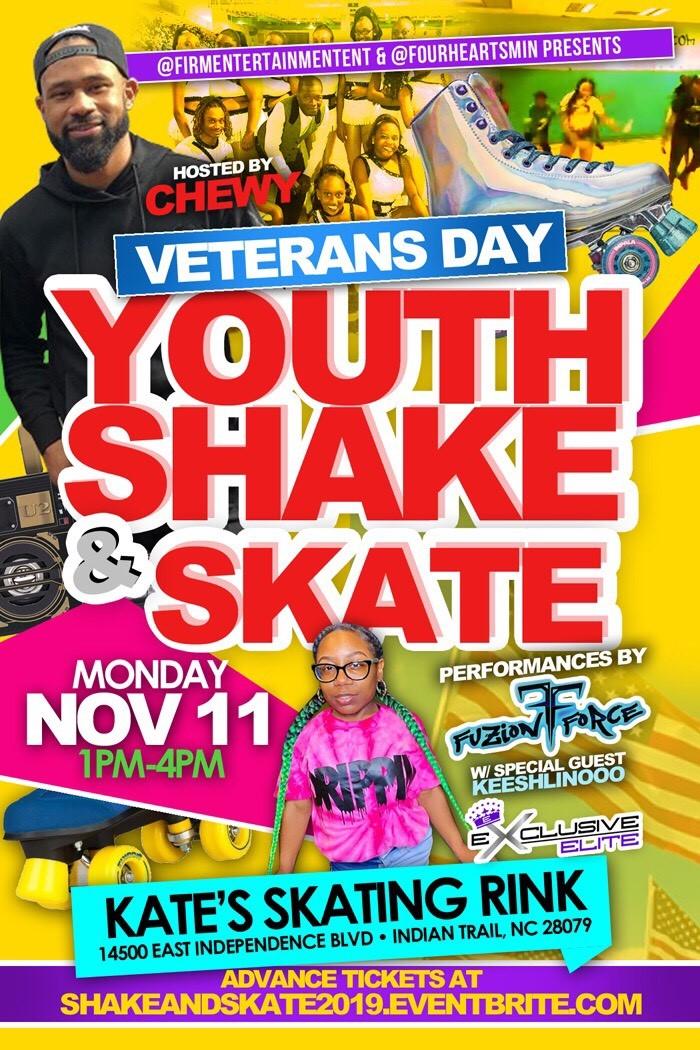 Shake and Skate