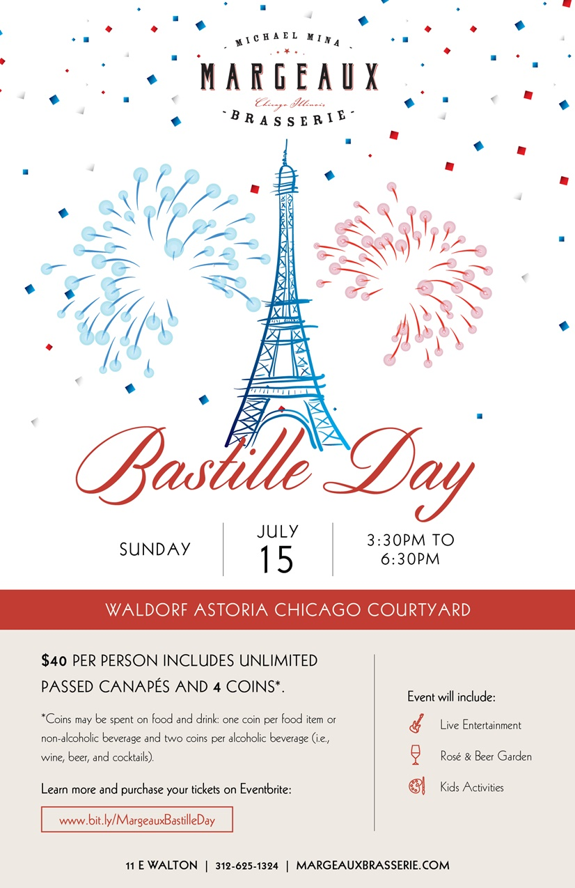 Bastille Day Invite