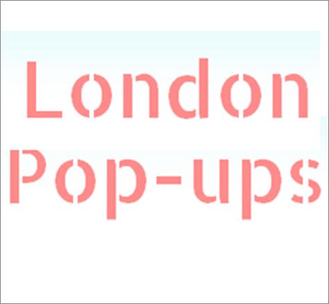 london popups