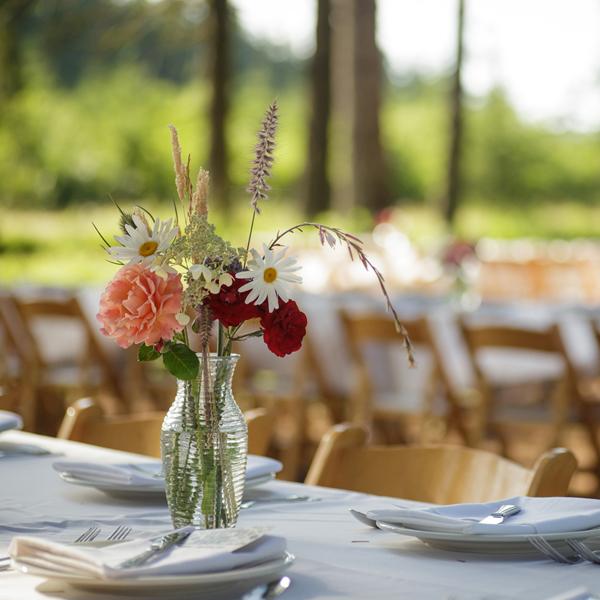 Gather and Feast Farm Dinner Table