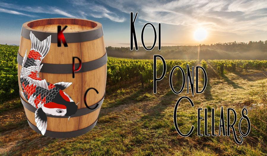 Koi Pond Cellars