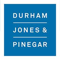 Durham Jones Pinegar Logo