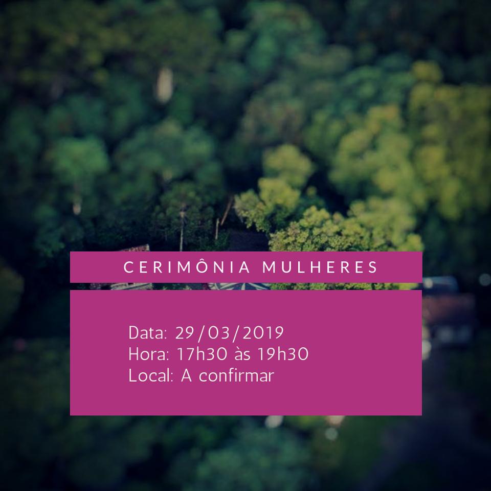 Cerimônia Mulheres Curitiba Lote 1