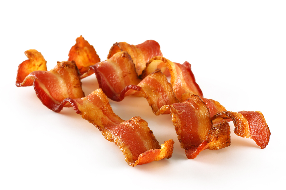 Fundraisers are Better with Bacon