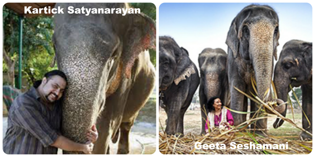 Kartick and Geeta