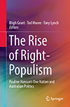 The Rise of Right Populism Book Cover