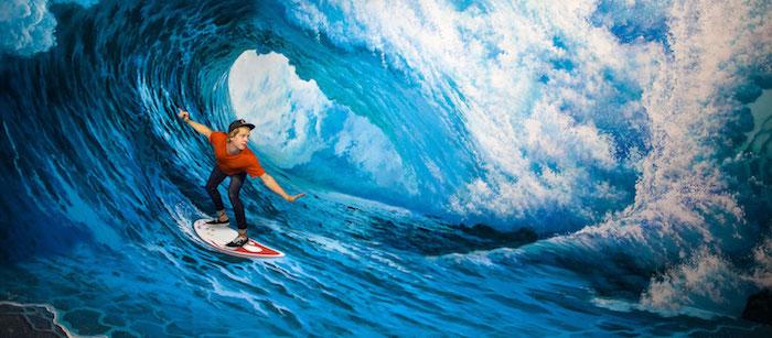 ArtVo Surfing