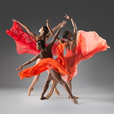 Dance Theatre of Harlem Dancers