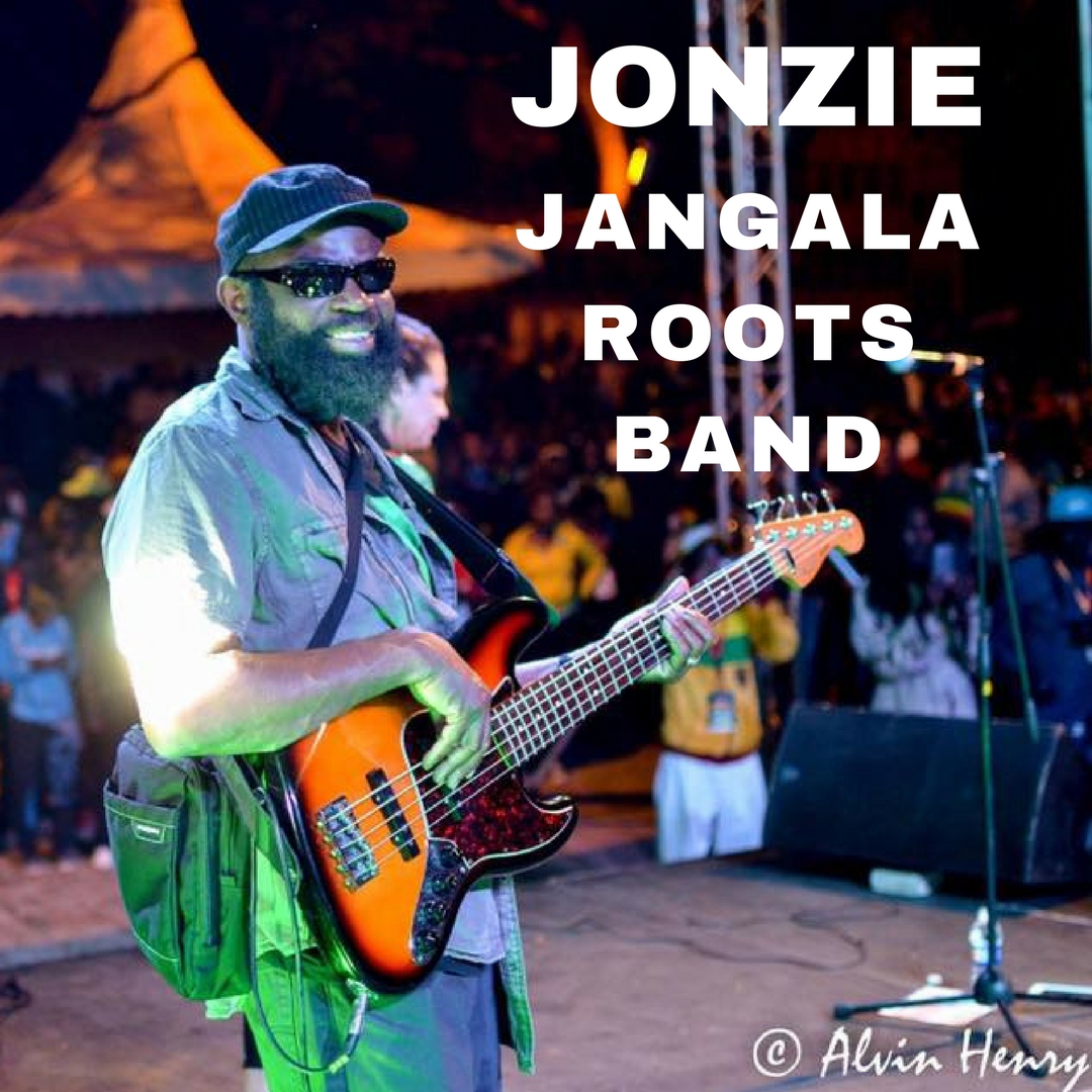 Jonzie Jangala Roots Band
