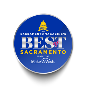 The master logo for Best of Sacramento Party 2019