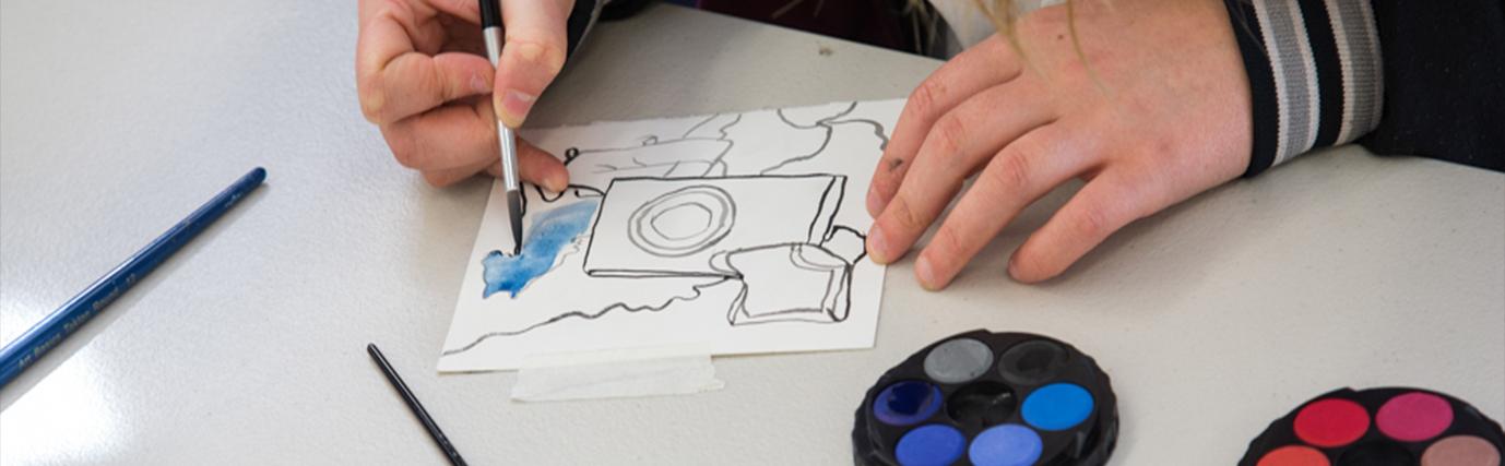 Watercolours Workshop