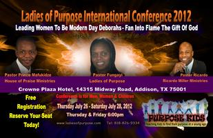 Ladies Of Purpose International Conference