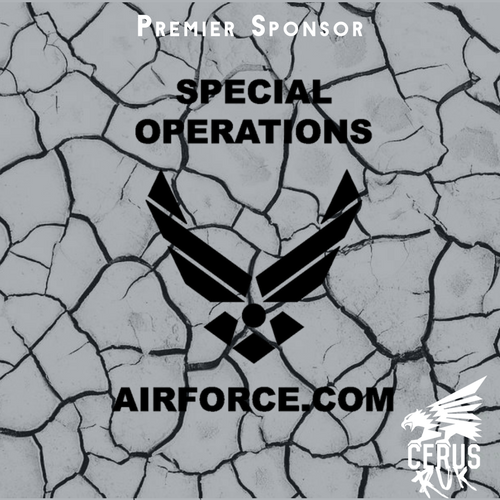 Proudly Sponsored by USAF Spec Ops