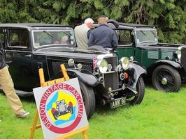 End of Season Historic Vehicle Show . . . . . . . . . . .