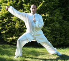 Tai Chi Workshop for Beginners with Greg Cutler