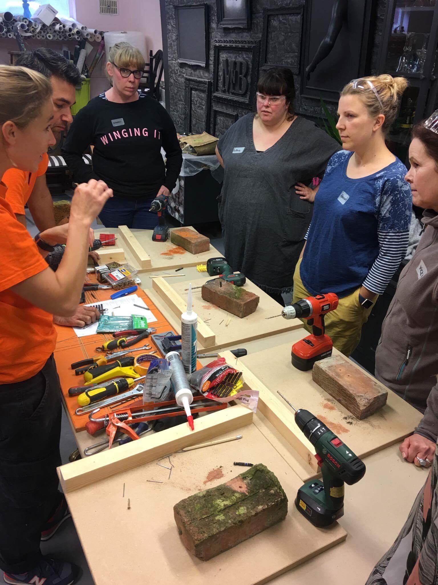 Workshop example photo