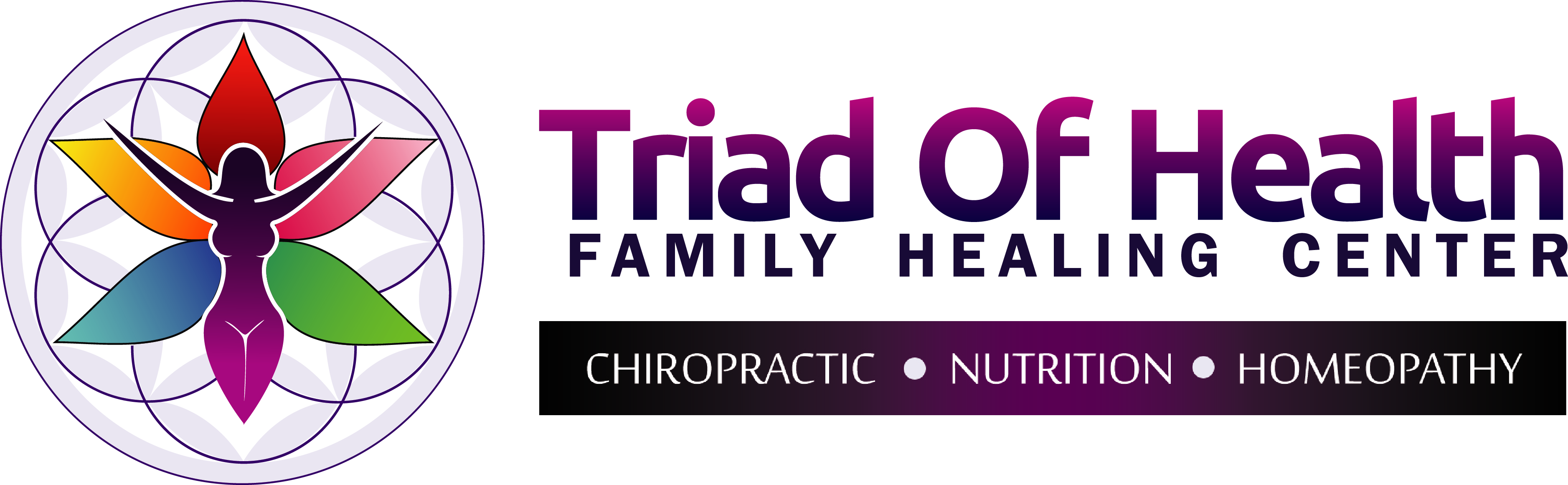 Triad Of Health Family Healing Center Company Logo