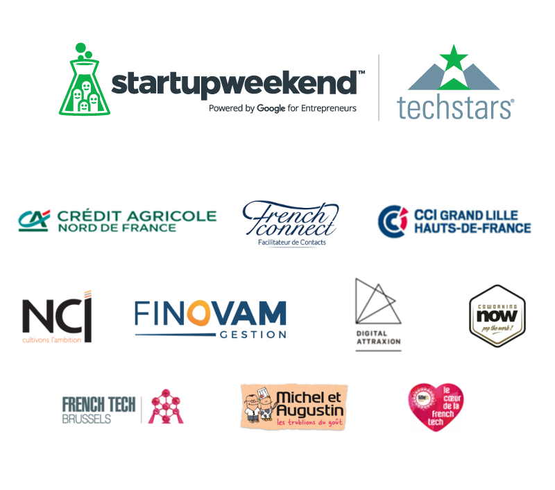 STARTUP WEEKEND BELGO FRENCH LILLE 2018
