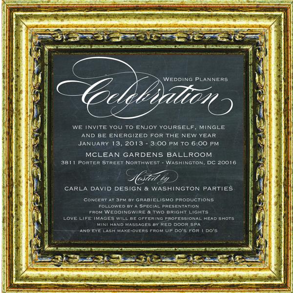 wedding planners celebration