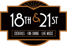 18th and 21st logo