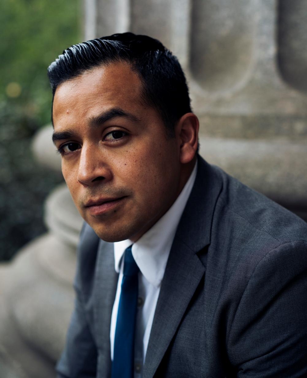 Keynote Speaker Cesar Vargas, Esq.