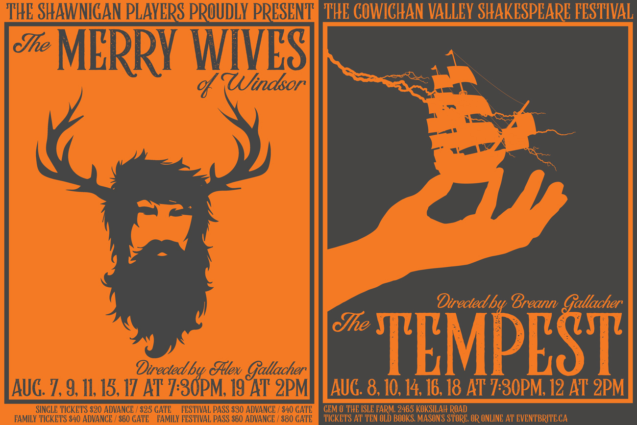 Merry Wives Tempest