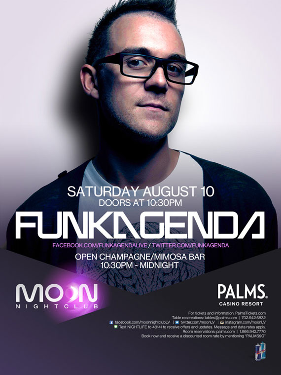 Moon Nightclub ft. Funkagenda