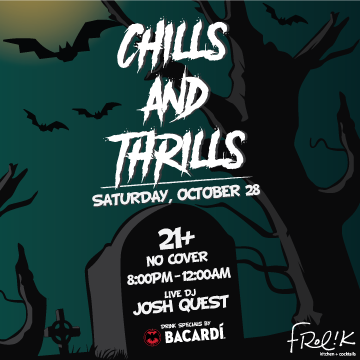 Chills and Thrills