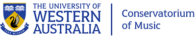 UWA Conservatorium of Music logo