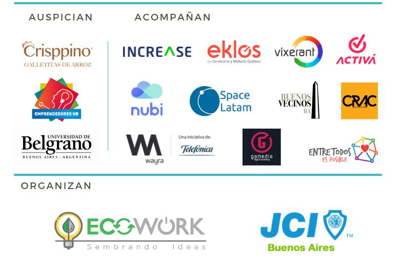 Foro de emprendedores 2019 - acompañan
