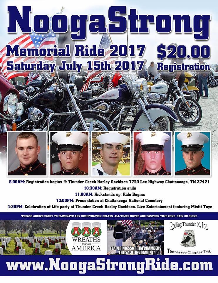 noogastrong memorial ride tickets, sat, jul 15, 2017 at 8:00 am