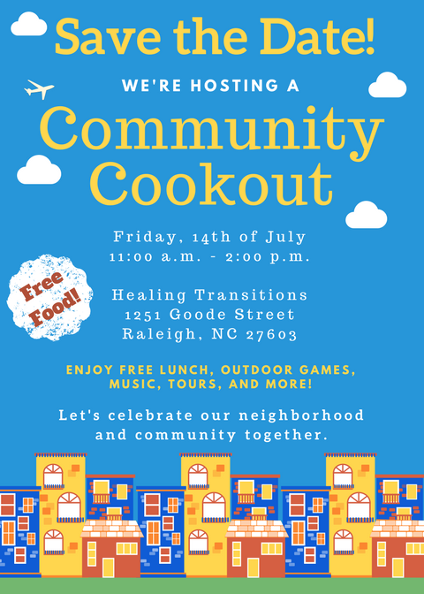 Community Cook Out