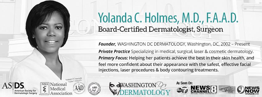 Meet Dr. Yolanda C. Holmes