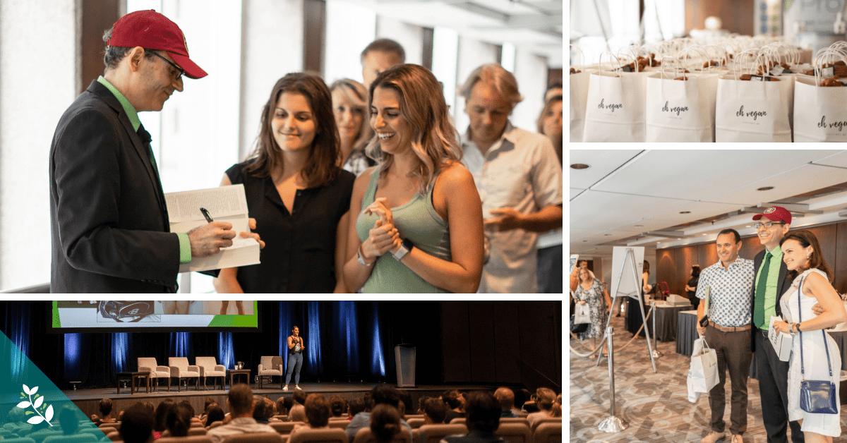 Veg Summit 2018 Experience
