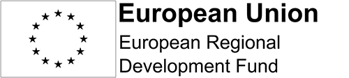 EU logo for the Regional Development Funds