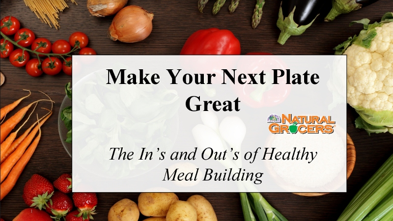 Make Your Next Plate Great smaller