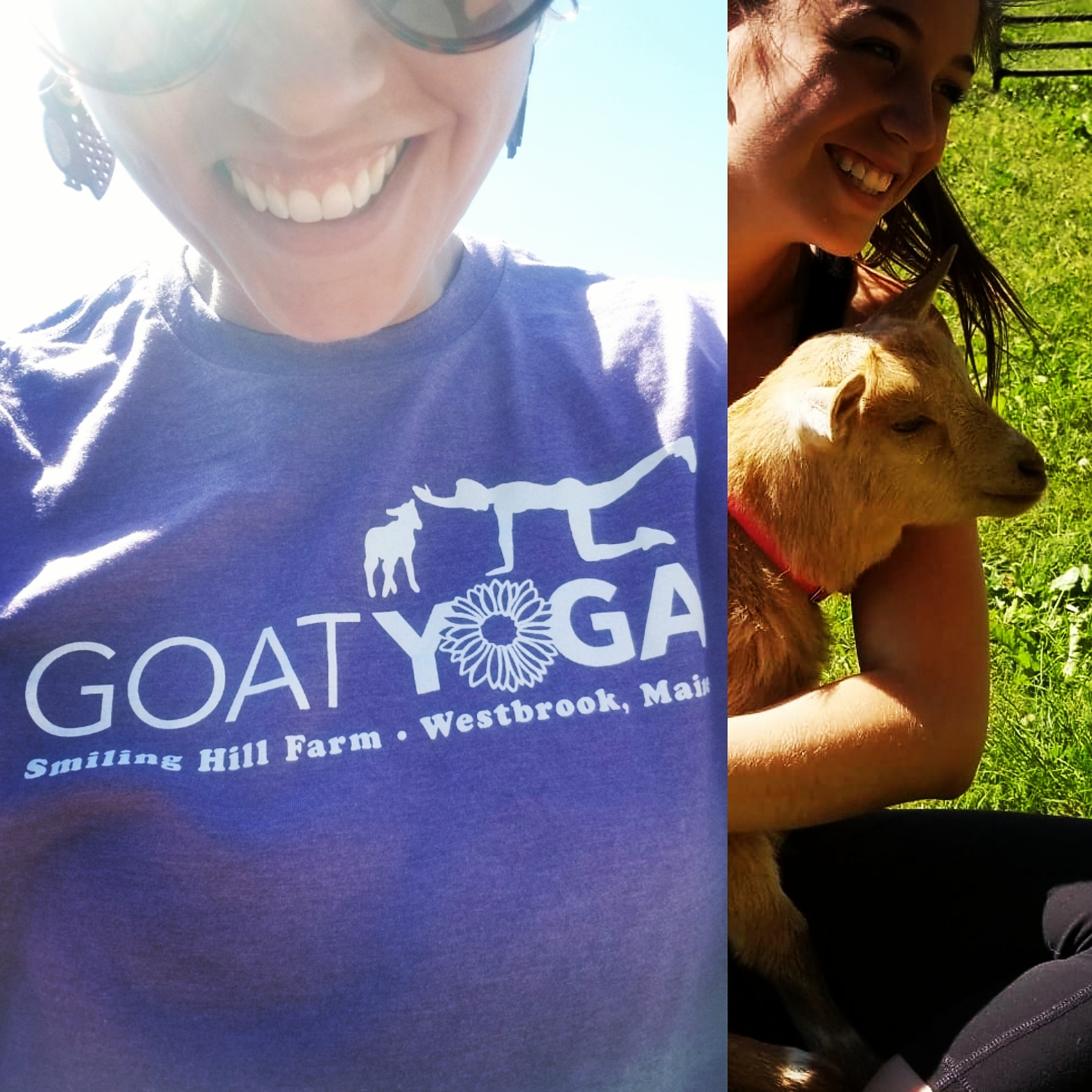 Goat Yoga T-Shirt