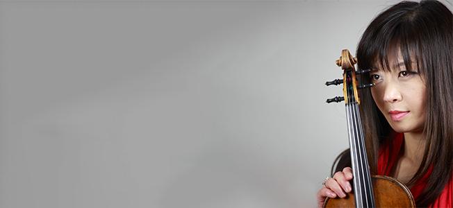 Miki Tsunoda - violin