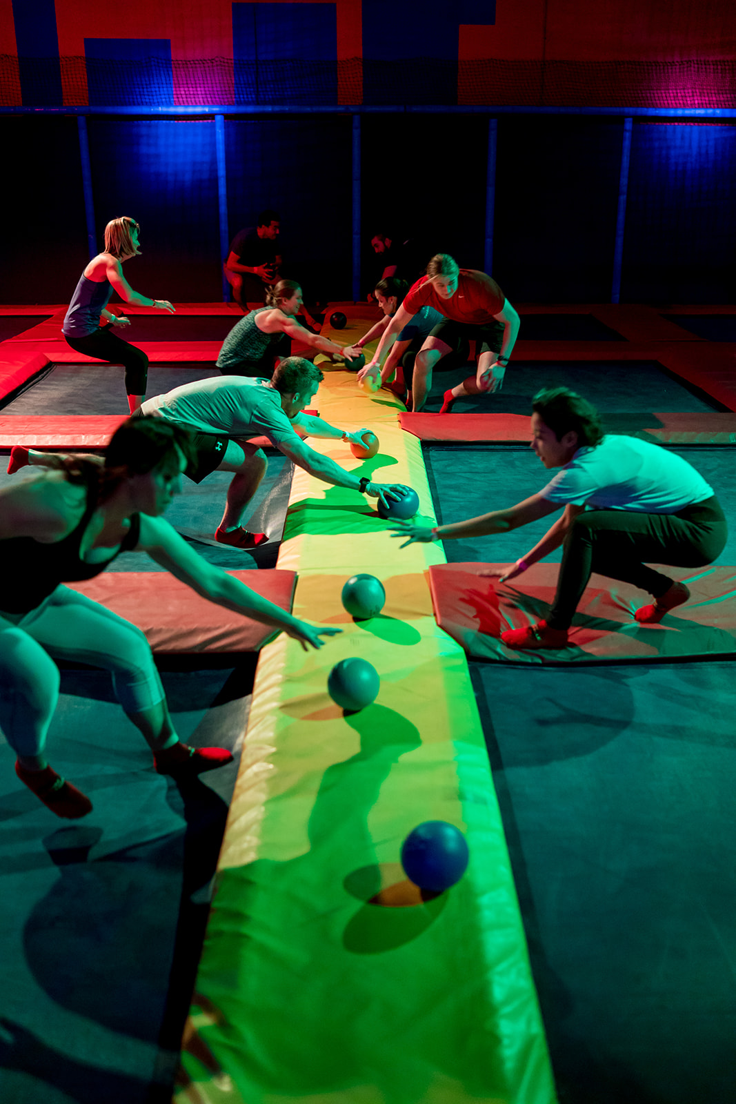 Planet Obstacle Adult Night Out