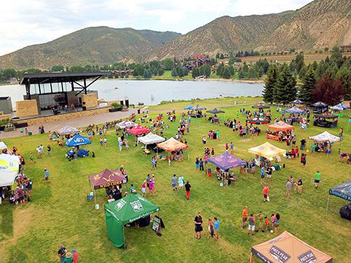 Vail Valley Brew Fest at Avon