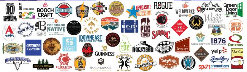 Winter Brew Fest Breweries