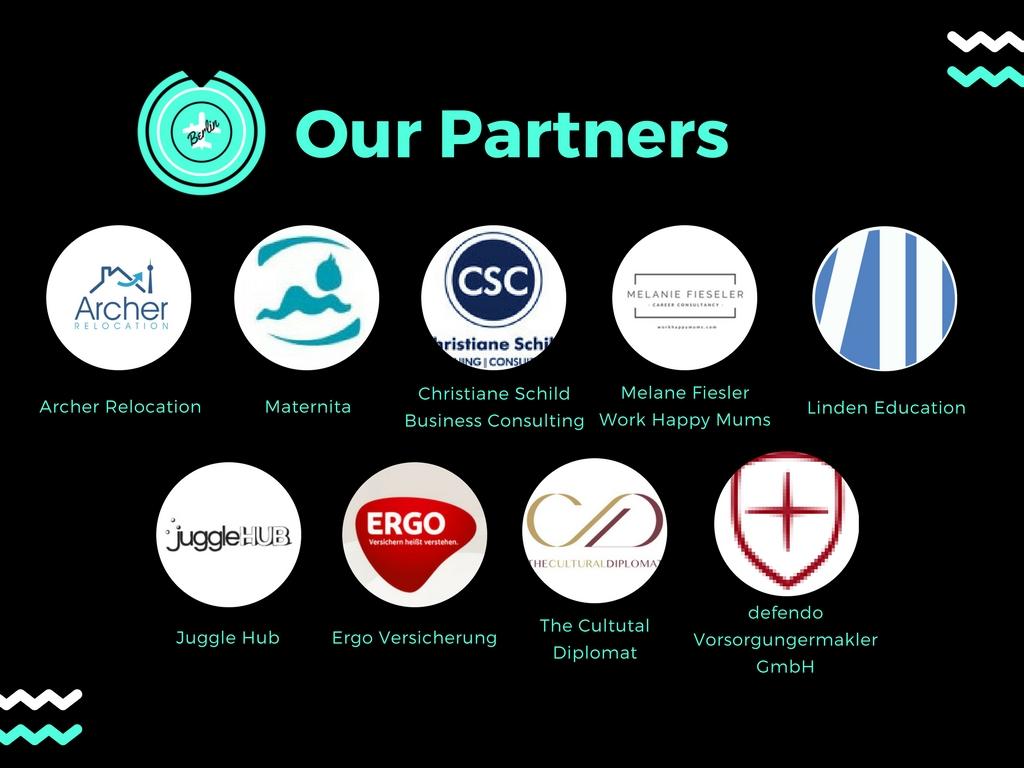Partners of the Landing Pad Berlin