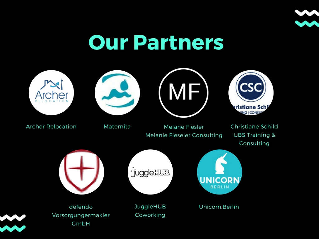 Our Partners 2018