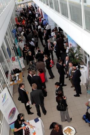 Netshield Launch Venue, Birmingham Science Park Aston