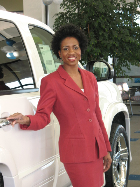 Sheronde Glover CEO Car-Buy-Her
